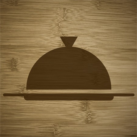 cloche: Restaurant cloche.