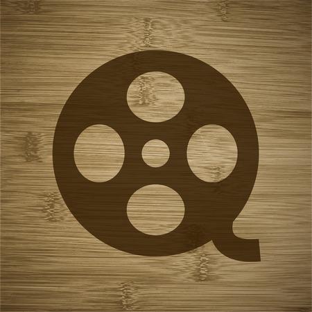 Film.  Vector