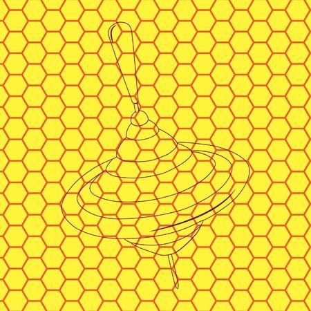perinola: perinola. Bot�n web moderno plana y espacio para su texto. Vector. EPS10