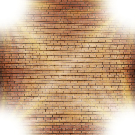 Abstract brick background.  blurry light effects. Vector. EPS10 Illustration
