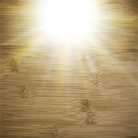 semitransparent: Abstract wooden background.  blurry light effects.  Illustration