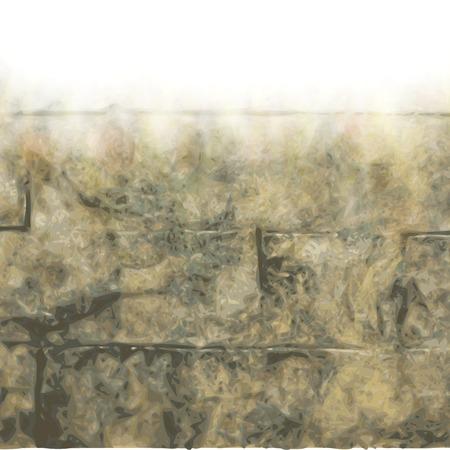 fondo de piedra: Fondo de piedra abstracto. efectos de luz borrosas. Vector. EPS10