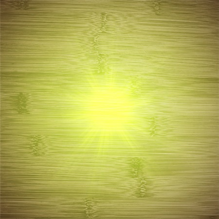 Abstract wooden background.  blurry light effects.  Illustration