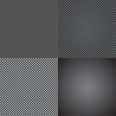 hard cover: set background with shiny silver with place for your text