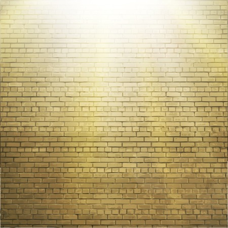 semitransparent: Abstract brick background web design.  blurry light effects. .  Stock Photo
