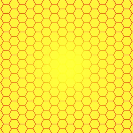 smooth background: Abstract honeycomb background web design.  blurry light effects. .  Stock Photo