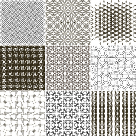 abstract vintage geometric wallpaper. NO seamless pattern background. Vector illustration
