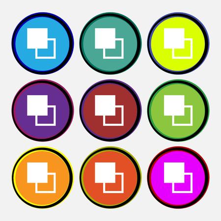 toolbar: Active color toolbar
