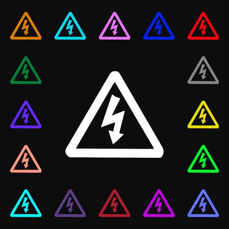 Fein Spannungssymbol Bilder - Die Besten Elektrischen Schaltplan ...