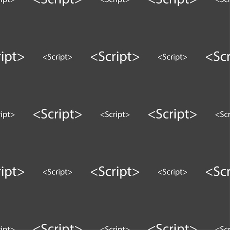 js: Script sign icon. script code symbol. Seamless pattern on a gray background. illustration Stock Photo