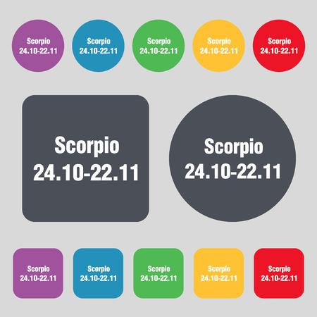 escorpio: Escorpión