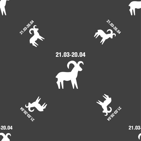aries: Decorativo zodiacal Aries