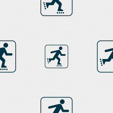 rollerskate: roller skating