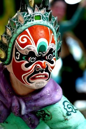 chinese opera: Chinese Opera Miniature