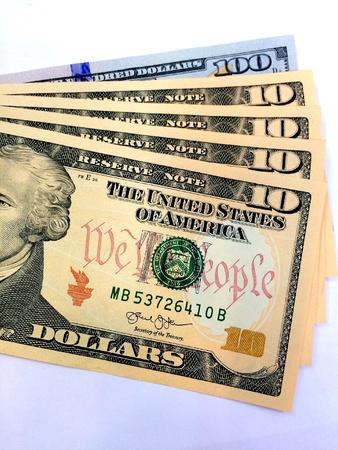 banknote: Banknote Dollars Stock Photo