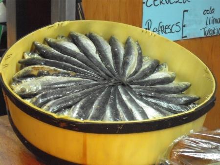 A Round Of Sardines