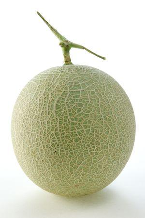 melon: honeydew melon Stock Photo