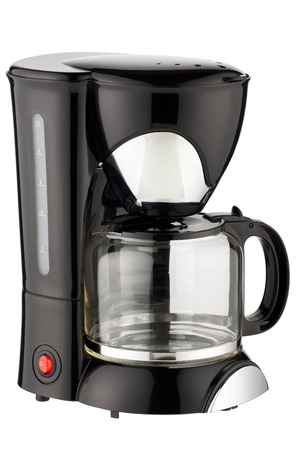 coffee maker: Coffee Maker Stock Photo