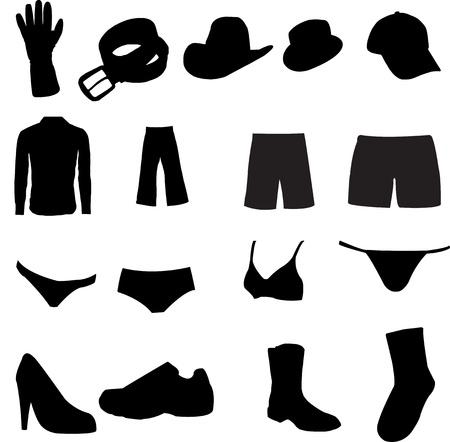 Clothing Illusztráció