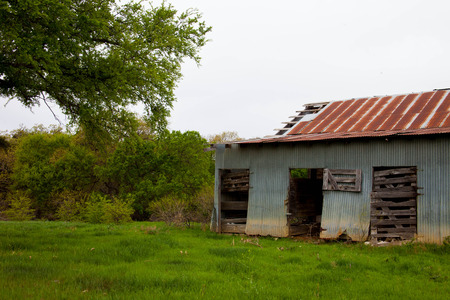 Old barn Фото со стока