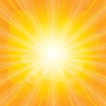 sunburst: This image is an illustration and can be scaled to any size without loss of resolution