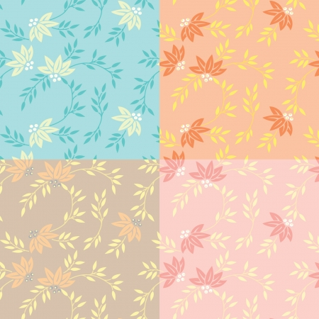 Floral background Stock Vector - 16933147