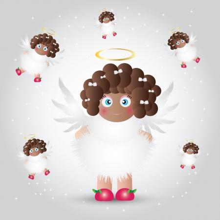 bebe angel: Angel baby