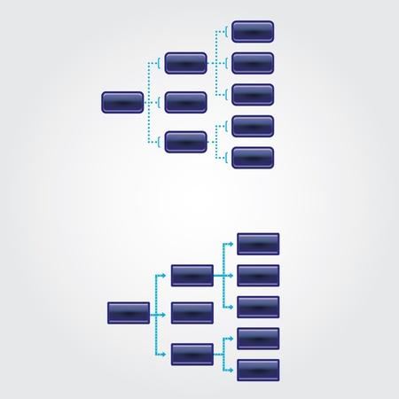 purple charts