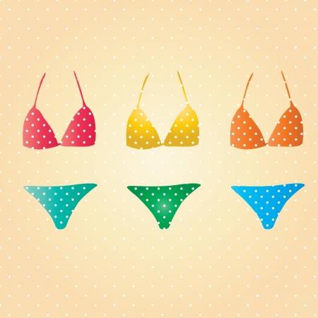 tanktop: swimsuit  Illustration