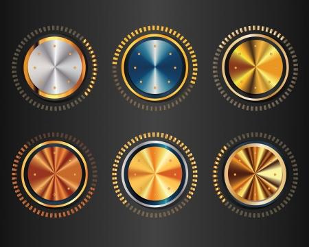 Web UI Elements Stock Vector - 18513693