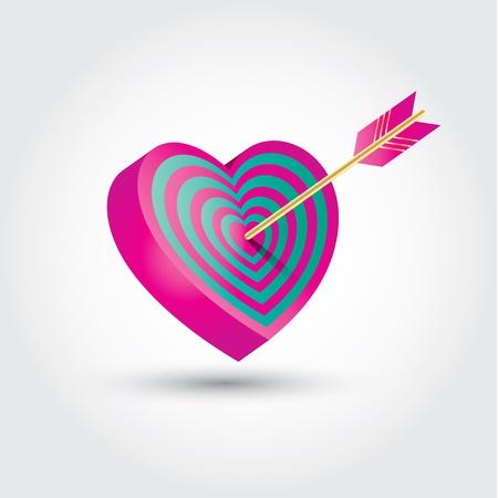 happy valentines day Stock Vector - 18513714