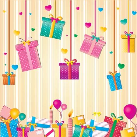 happy valentines day Stock Vector - 18513749