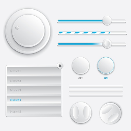 tumbler: Web UI Elements