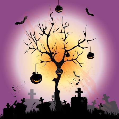 bewitchment: Halloween Illustration