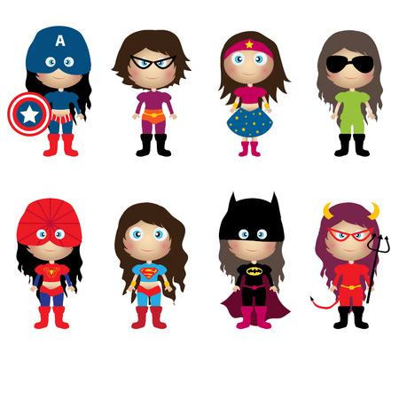 superheroes: hero kids