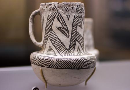Ancient cup Banco de Imagens - 66636603