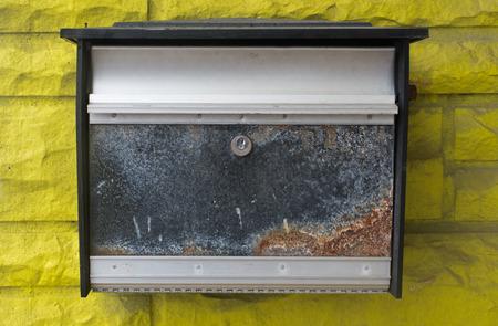 rusty: Rusty mailbox