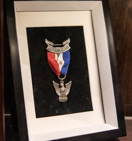 James Lovell medal