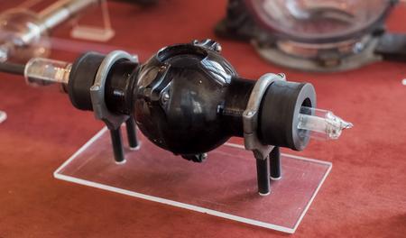 Old X-Ray equipment 写真素材