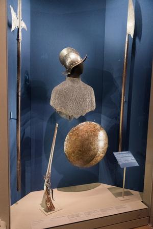 fallen: Medival armor
