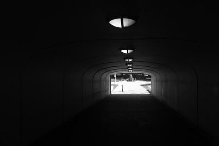 Light in the end of the tunnel