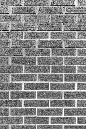 Grey brick wall  wallpaper texture black and white