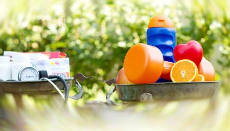 zdrowa żywnośc: Zdrowy tryb życia zdrowej żywności