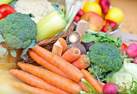 Warzywa organicznych