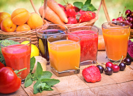 Healthy drinks - healthy beverages
