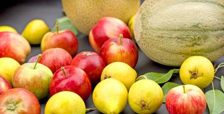 seasonal: Seasonal organic fruits