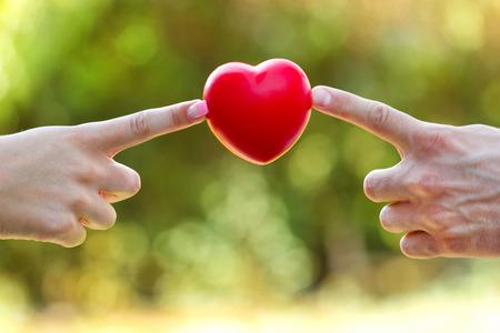 Valentýna - Vztahy