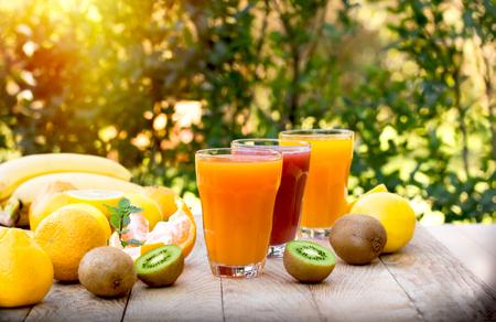 Bevande salutari - bevande succhi di frutta