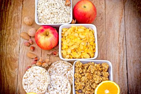 alimentacion sana: Healthy food
