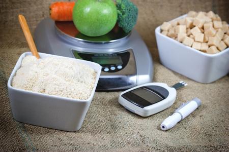 diabetes: La diabetes, la diabetes de control y una nutrición adecuada